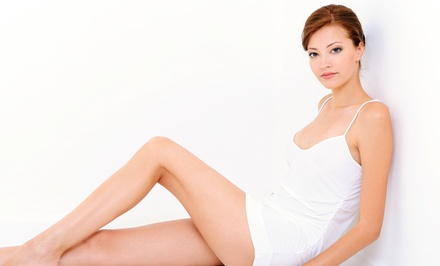 [6 Laser Hair-Removal Treatments on a Small, Medium or Large Area at Go Platinum Salon and Medspa (Up to 89% Off) Image]