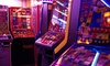 Up to 39% Off Party at The Arcade