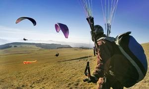 FlyART: 2-tägiger Paragliding-Intensiv-Einsteigerkurs mit Ausrüstung und Theorie für 1 oder 2 Personen von FlyART