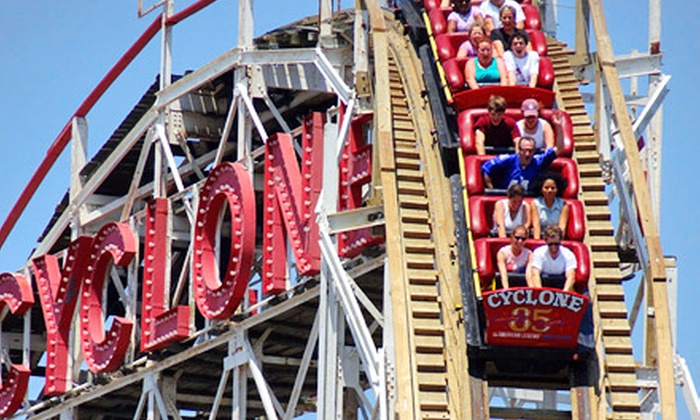 Luna Park at Coney Island - Coney Island Luna Park: Entertainment Packages for One, Two, or Four at Luna Park at Coney Island (Up to 54% Off)