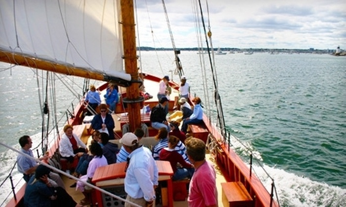 "Schooner ""Fame"" - Victoria Station: $18 for a Sailing Outing on the Schooner ""Fame"" (Up to $30 Value)"