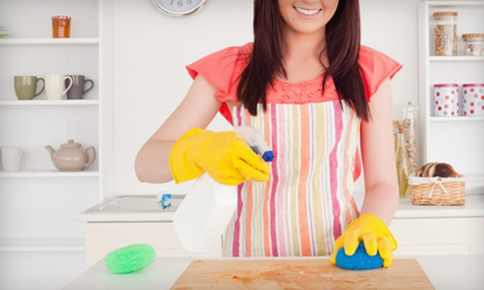 Harvey's Cleaning Service - Terry: One or Three Two-Hour Housecleaning Sessions with Two Cleaners from Harvey's Cleaning Services (Up to 65% Off)