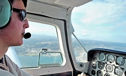 $109 for a Discovery Flight Lesson at DC Flying Lessons ($109v Value)