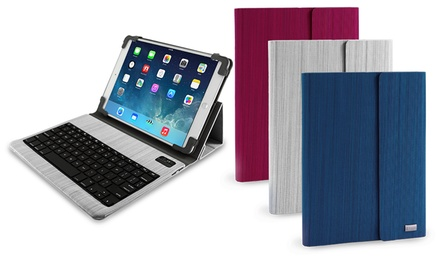 iHome Super Slim Bluetooth Keyboard Case for iPad 2/3/4 and iPad Air