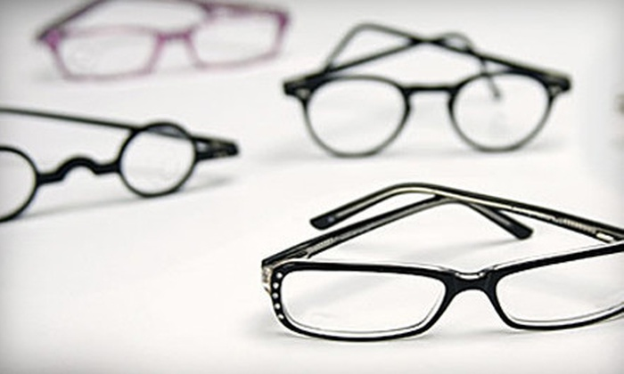 Spectacle Shoppe - Multiple Locations: $40 for $250 Toward Prescription Lenses and Frames at Spectacle Shoppe