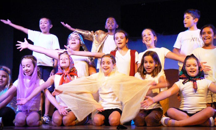 California Arts Academy - California Arts Academy: Theater and Arts Camps for Ages 3–13 at California Arts Academy (Up to 52% Off). Four Options Available.