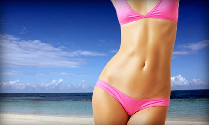 Electric Beach Tanning Company - Cricklewood Green: One or Three Custom Spray Tans at Electric Beach Tanning Company (Up to 70% Off)
