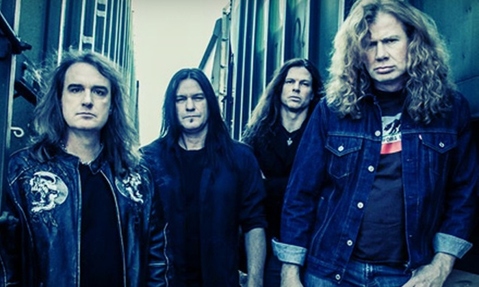 97.1 The Eagle presents BFD featuring Megadeth & More - Gexa Energy Pavilion: $15 for 97.1 The Eagle presents BFD with Megadeth and Slash at Gexa Energy Pavilion on July 12 (Up to $46.87 Value)