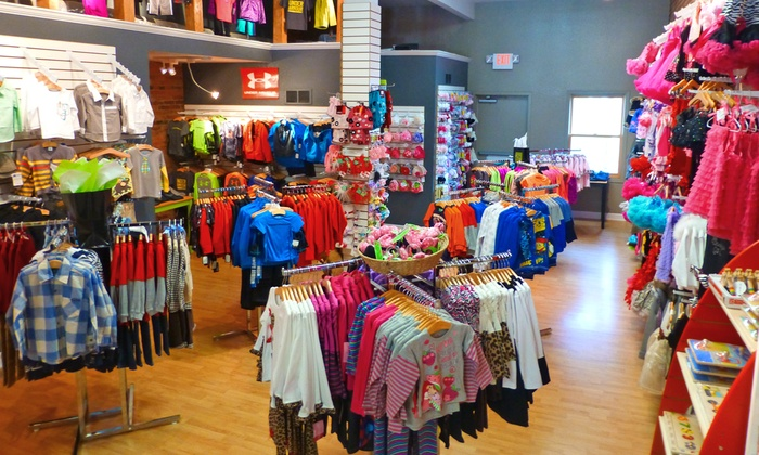 Uptown Tots A Children's Boutique - Cedar Falls: $13 for $20 Worth of Children's Clothing at Uptown Tots A Children's Boutique