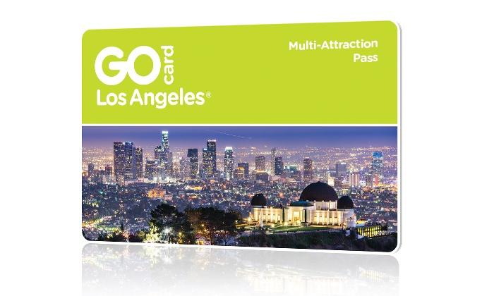 Go City Card Los Angeles 3 Day P To 30