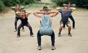Workout Warriors Bootcamp: $75 for $150 Toward Bootcamp Sessions at Workout Warriors Boot Camp