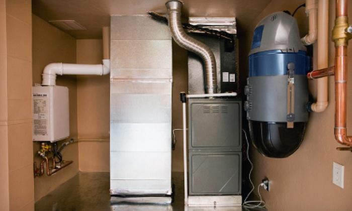 LBA Air Conditioning, Heating, and Plumbing - Kansas City: AC and Furnace Tune-Up or Furnace Tune-Up Only from LBA Air Conditioning, Heating, and Plumbing (Up to 55% Off)