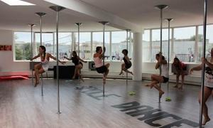 Pole Dance Antibes: 2 ou 4 cours d'initiation à la pôle dance d'une durée d' 1 h pour chaque cours dès 19,90 €au Pole Dance Antibes