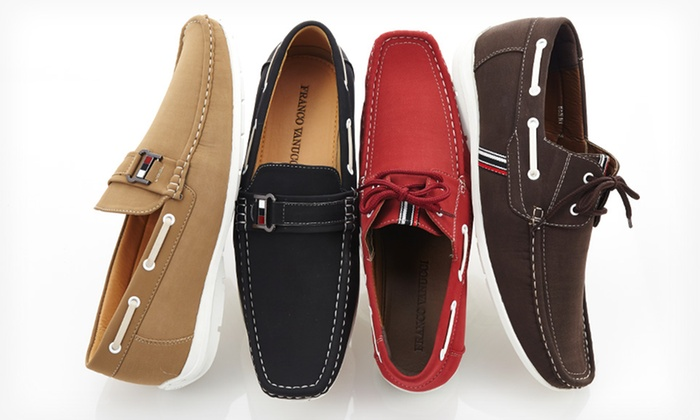 Franco Vanucci Men's Loafers: $34.99 for Franco Vanucci Men's Loafers ($79.99 List Price). 6 Styles Available. Free Shipping and Returns.
