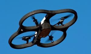 Aerotablada: Curso de iniciación al vuelo de drones para una o dos personas desde 12,95 €. Tienes dos centros a elegir