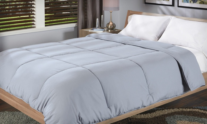 Sealy Down- Alternative Comforters: Sealy Down-Alternative Comforters (Up to 58% Off). Multiple Colors and Sizes Available. Free Shipping and Free Returns.
