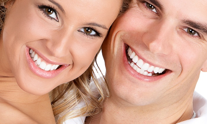 Global Teeth Whitening - Roseland: Custom Take-Home Whitening Set at Global Teeth Whitening (Up to 55% Off)