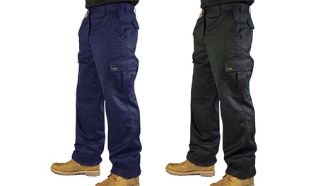 Men's Site King Cargo Work Trousers from £9.98