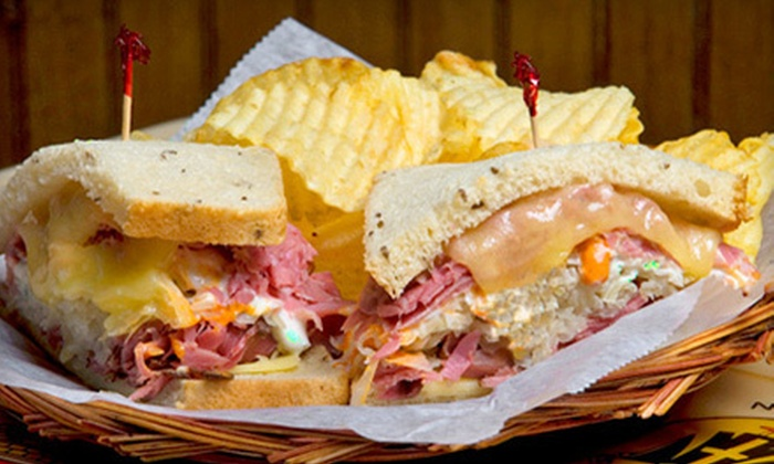 European Street Cafe - Multiple Locations: $10 for $20 Worth of Sandwiches and Bistro Fare at European Street Cafe