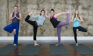 Up to 76% Off at City Yoga at City Yoga**, plus 9.0% Cash Back from Ebates.