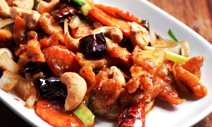 Szechuan Legend - Scarborough: Multi-Course Chinese Dinner for Two or Four on a Weekday or Weekend at Szechuan Legend (Up to 50%)