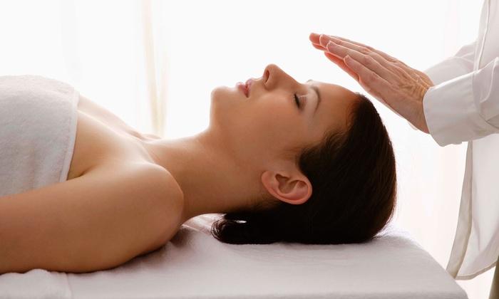 Reiki of Brookfield - Brookfield: One or Three 60-Minute Reiki Massages at Reiki Of Brookfield (Up to 55% Off)