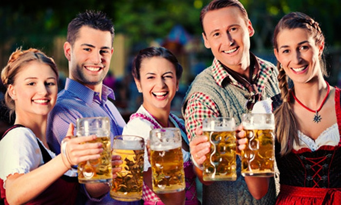 Hoptoberfest - Ansonia: $15 for Festival Day with Five Drink Tickets and One Food Ticket at Hoptoberfest on September 23 ($30 Value)