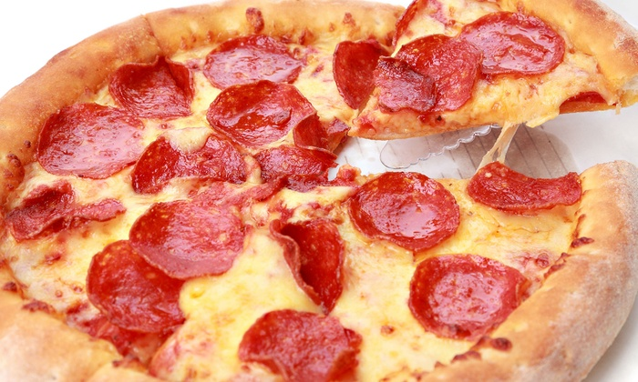 Three J's Pizza - Multiple Locations: $15 for Two Groupons, Each Good for $15 Worth of Pizza and Drinks at Three J's Pizza ($30 Total Value)