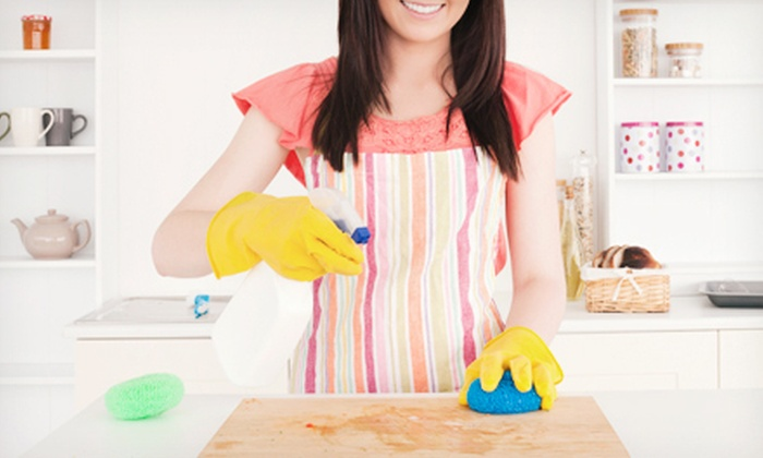 Next Level Cleaning Services - Long Island: Three or Six Man-Hours of Housecleaning from Next Level Cleaning Services (Up to 54% Off)