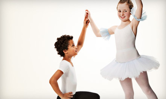 Danceworks - Multiple Locations: Two Months of Weekly Dance Classes or 10 Dance Classes at Danceworks (Up to 53% Off)