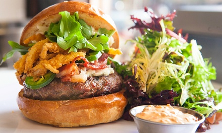 Gourmet Comfort Food at Food Haus Cafe (Up to 48% Off). Three Options Available.