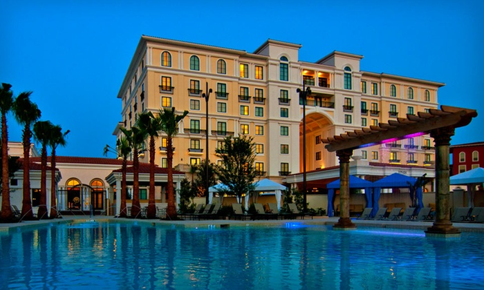 Eilan Hotel Resort & Spa - San Antonio: Stay at Eilan Hotel Resort & Spa in San Antonio, TX