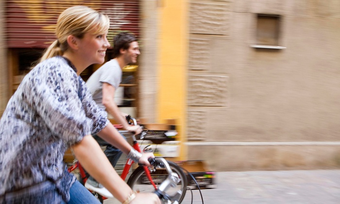 French Quarter Bike Tours - French Quarter: Bike Tour for Two or Four with One or Two Baskets of Beignets from French Quarter Bike Tours (52% Off)