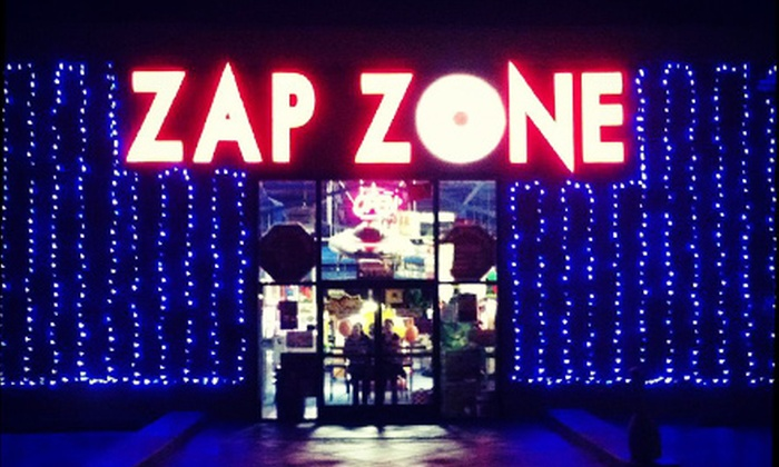 image regarding Zap Zone Printable Coupons named Zap zone discount coupons - Birch road bistro roslindale