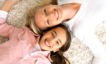Carpet or Upholstery Cleaning from Gentle Green Cleaning (Up to 53% Off)