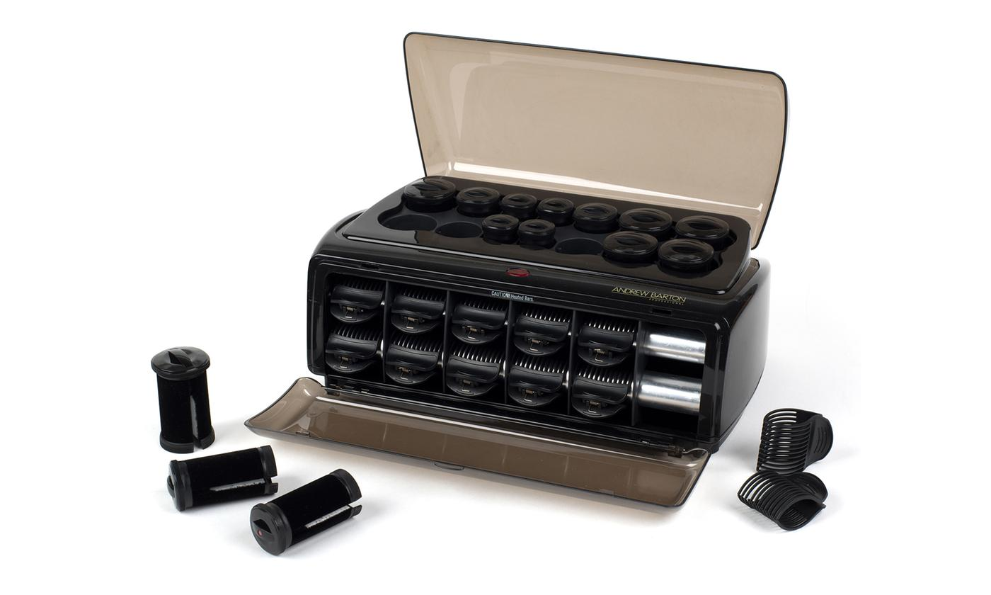 Andrew Barton Argon-Infused Hair Rollers