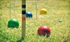 Jiminy Wicket - Washington Park: $14 for Two Hours of Croquet with Instruction for Two at Jiminy Wicket ($70 Value). Eight Dates Available.