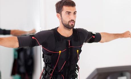 4, 6 u 8 sesiones de electroestimulación muscular en Electro Body Center Las Rosas (hasta 54% de descuento)