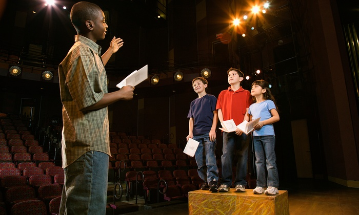 The Actor's Scene - Buford: One or Two Months of Basic Acting Program Classes for Ages 4–7 or 8 and Older at The Actor's Scene (Up to 57% Off)
