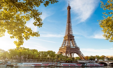 ✈ 11-Day Paris, Amsterdam, and Rome Vacation with Airfare from go-today. Price per Person Based on Double Occupancy.