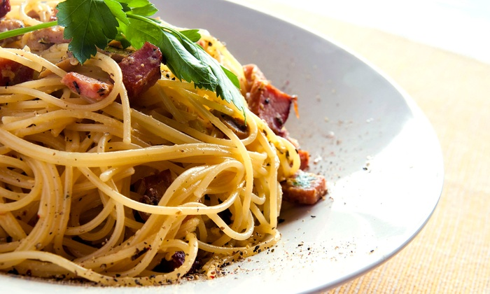 Cent'Anni - Linden: Italian Dinner for Two or Four with Appetizers and Pastas or Entrees at Cent'Anni (Up to 52% Off)