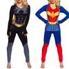 Undergirl x DC Comics Anatomical Pajama Sets