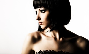 Salon 1901: Haircut and Condition with Optional Color Treatment at Salon 1901 (Up to 67% Off)