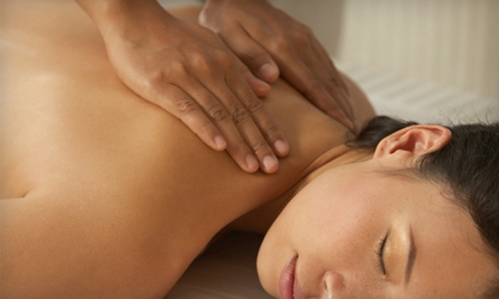 Massage America - Union Square: Sports or Swedish Massage, or Deep-Tissue Massage at Massage America (Up to 59% Off)