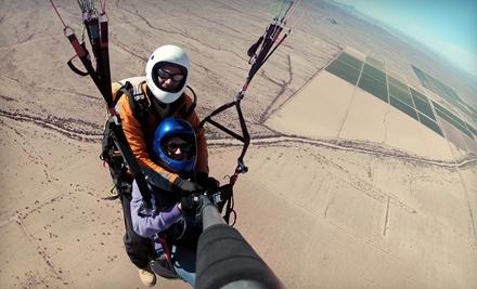 Paraglider Rides - Paraglider Rides in