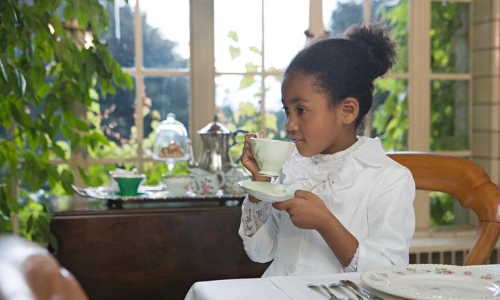 Princeesses In Training - Stonebridge: $18 for $30 Worth of Etiquette Classes — Princeesses In Training