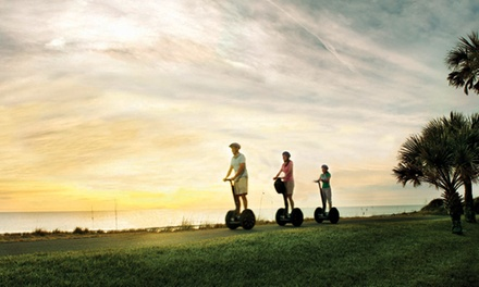 90-Minute Segway Tour for Two or Four from Omni Amelia Island Plantation Resort (Up to 53% Off)