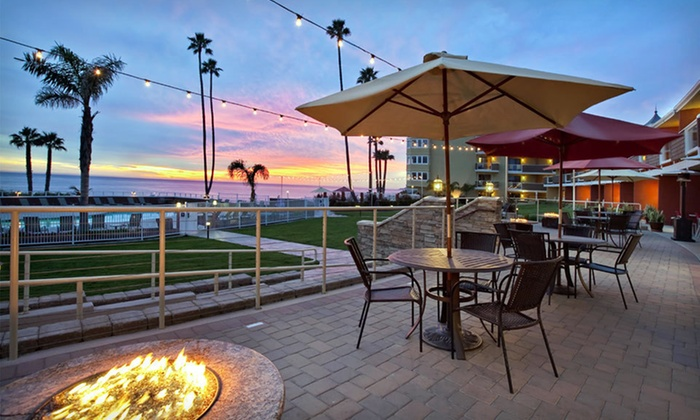 SeaCrest OceanFront Hotel - Los Angeles: Stay for Two Adults and Up to Two Kids 15 or Younger at SeaCrest OceanFront Hotel in Pismo Beach, CA