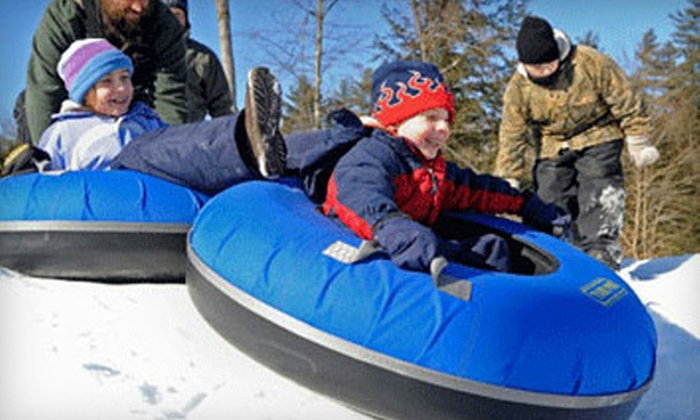 Tubby Tubes - Lake Luzerne: Kayaking, River Rafting, River Tubing, and Snow Tubing for One or Two at Tubby Tubes (Up to 63% Off)