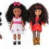Classic Kenya Dolls